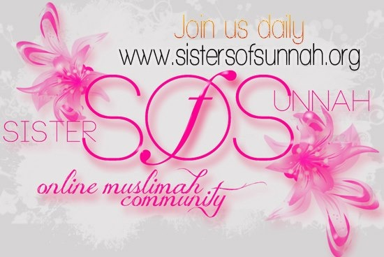 Sisters of Sunnah Your Online Muslimah Community open 24/7 for all Sisters