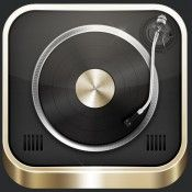 DJ Mixer Pro app icon for iPhone, iPod touch, and iPad