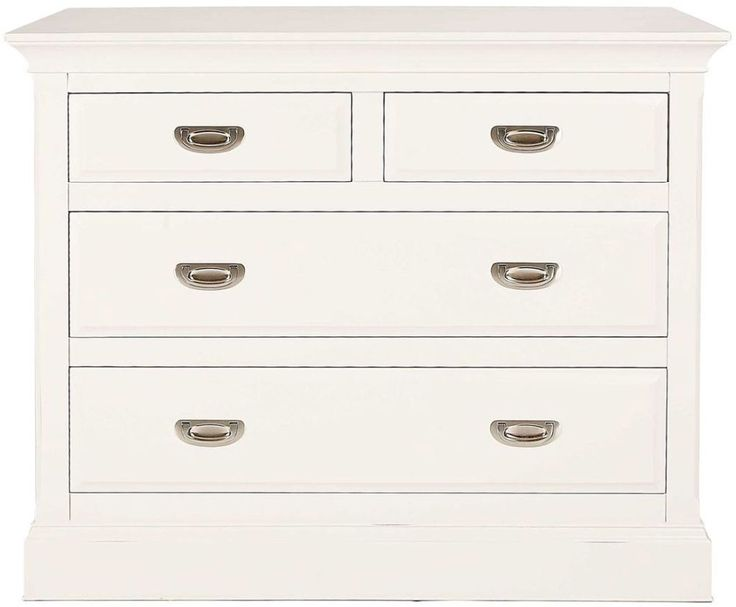 Willis and Gambier Maine 2+2 Chest of Drawer #Chestofdrawer