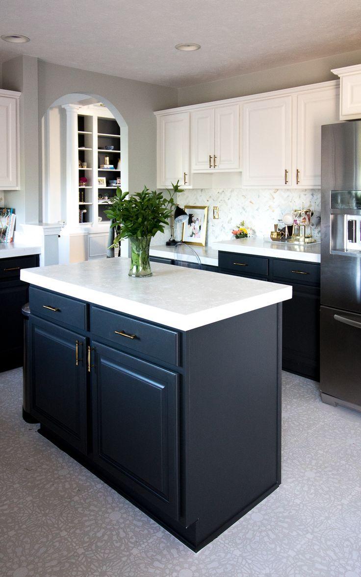 One Room Challenge Week 6 Diy Kitchen Flooring Kitchen Flooring Kitchen Remodel