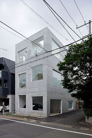 Architects: Sou Fujimoto Architects Location: Tokyo, Japan Principal in charge: Sou Fujimoto Project Team: Hiroshi Kato Site area: 72.28 sqm Building
