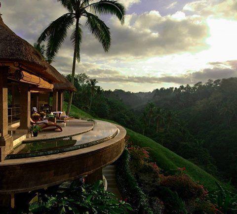 Endonezya bali. Güzel mi, değil mi? :)
