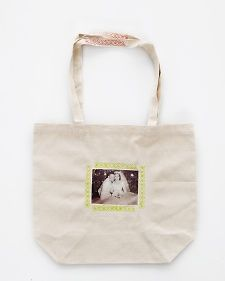 Personalized Photo-Transfer Tote Bags | Step-by-Step | DIY Craft How To's and Instructions| Martha Stewart