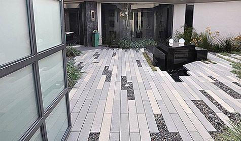rectangular concrete paver melbourne - Google Search