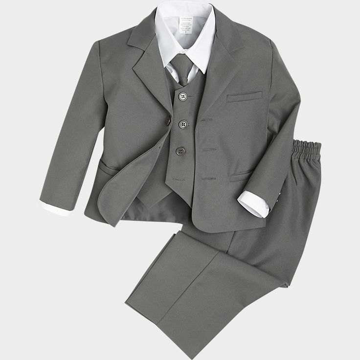 Buy a Peanut Butter Collection Gray Toddler's Tuxedo and other Boys' Formalwear at Men's Wearhouse. Browse the latest styles, brands and selection in men's clothing.