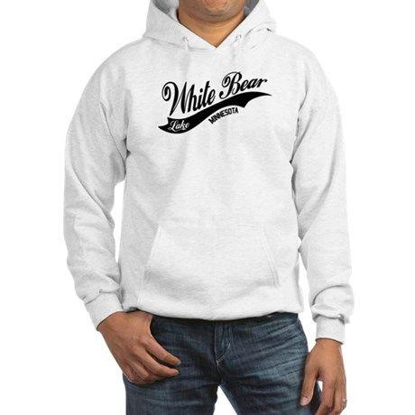 White Bear Lake, MN Hooded Sweatshirt