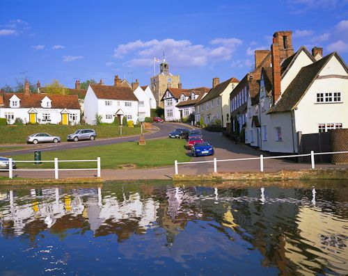 Essex England   This picture of Finchingfield, Nr Braintree, Essex, England. This ...