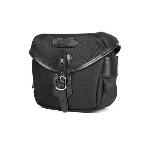 [Billingham] Hadley Digital Black FibreNyte Black Leather Camera Shoulder Bag