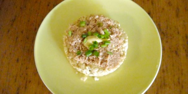 Low Calorie Rice Cake Recipes: 13 Best Rice Cakes Images On Pinterest