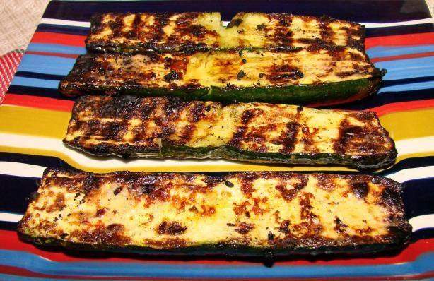 Grilled Zucchini | Recipe | Grilled Zucchini, Zucchini and Recipe