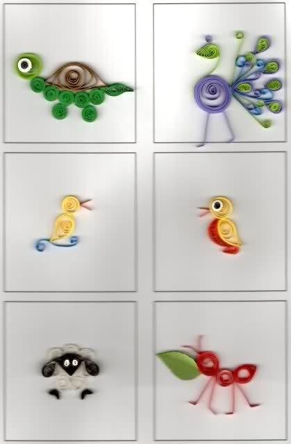 Paper crafts idea