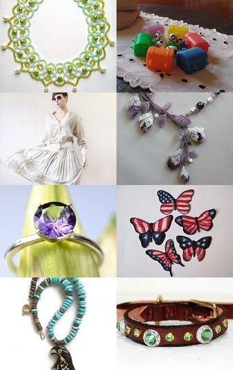 #Treasury №332 by CakeTopperDesign on #Etsy #handmade #jewelry #necklaces #rings #crafts #giftideas #etsyaaa