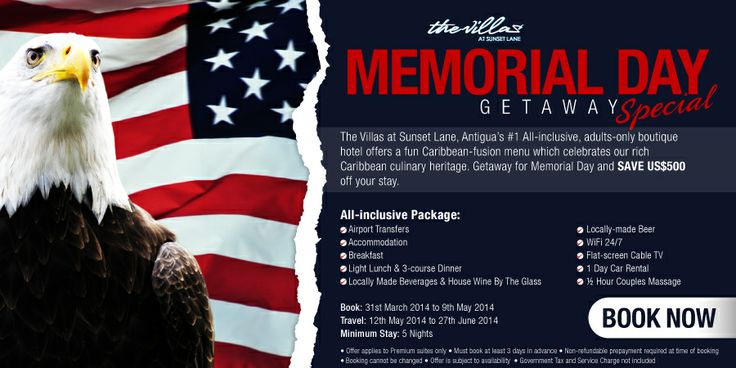 memorial day 2017 offers