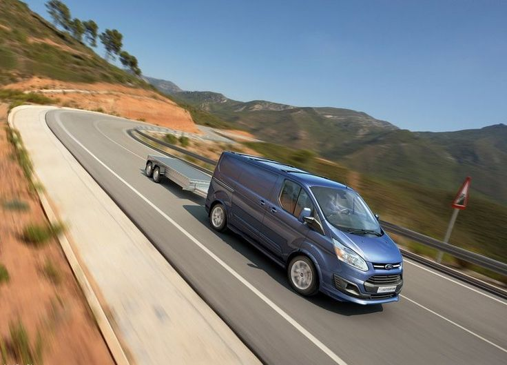 2013 FORD Commercial vehicle...FORD TRANSIT VAN...