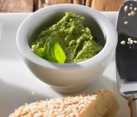 Rezept Kräuterbutter von Thermomix Rezeptentwicklung - Rezept der Kategorie Saucen/Dips/Brotaufstriche