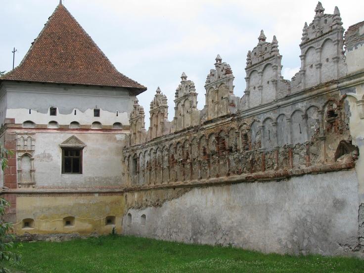 Gyergyószárhegy - Lázár kastély