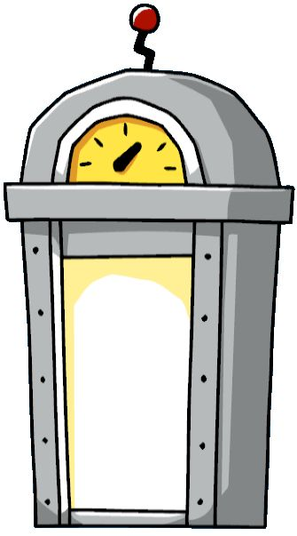 Time machine - Scribblenauts Wiki - Wikia