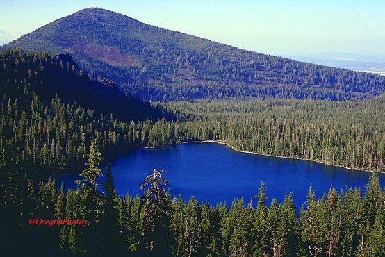 lake of the woods oregon | ... Lake of the Woods and Upper Klamath Lake and has great hiking trails