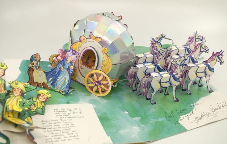 Cinderella Pop-up by Matthew Reinhart