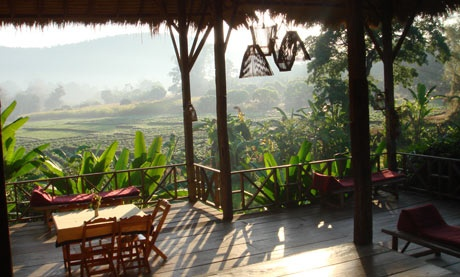 Jolly lodgers: community tourism in Thailand | Travel | The Guardian