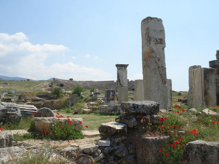 Plutonium, Hierápolis