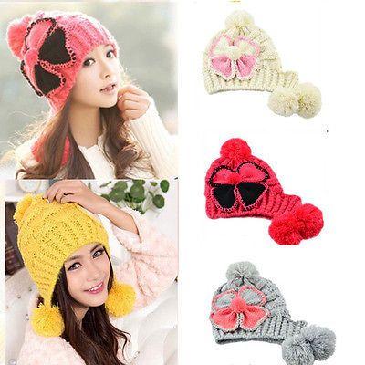 $4.89 (Buy here: https://alitems.com/g/1e8d114494ebda23ff8b16525dc3e8/?i=5&ulp=https%3A%2F%2Fwww.aliexpress.com%2Fitem%2FNEW-Arrivals-Stylish-Korean-Winter-Women-Multicolor-Flower-Knit-Beanie-Ball-Wool-Hat-Cap%2F32753079374.html ) NEW Arrivals Stylish Korean Winter Women Multicolor Flower Knit Beanie Ball Wool Hat Cap for just $4.89