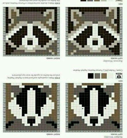 418 best Punto Esquemas / Knitting Chart images on Pinterest ...