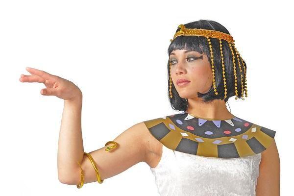 Cómo diseñar un disfraz de egipcio casero - 8 pasos
