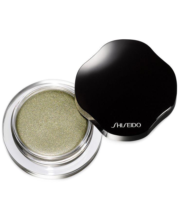 Shiseido Shimmering Cream Eye Color - Makeup - Beauty - Macy's