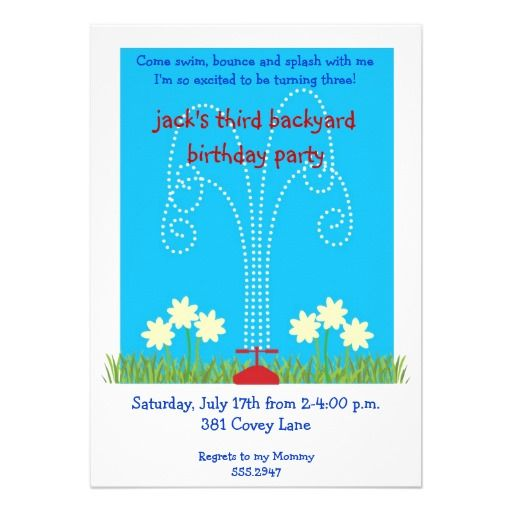 Birthday Invitations Diy is good invitations template