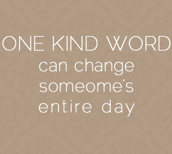 word can change someones entire day. #laylagrayce #quote Quotes ...