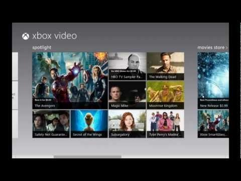 Windows 8 App Review - Xbox Video