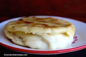 Resultado de imagen para arepas de queso