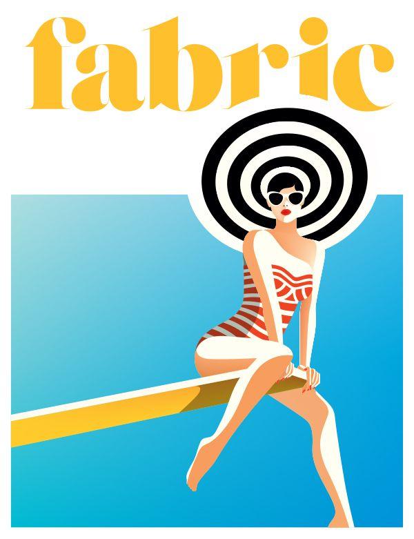 Fabric - Malika Favre