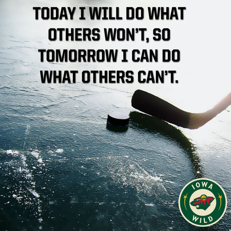 Image result for 15 inspirational ice hockey quotes