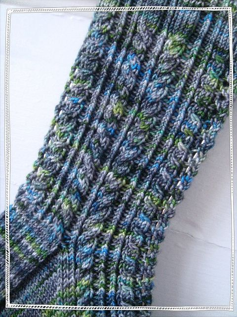 Thank God It's Sock Day - free sock pattern