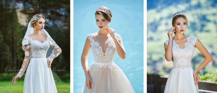 Aktuálne trendy svadobných šiat | Svadobné šaty a agentúra Bratislava