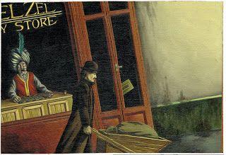 Giacomo Garelli Illustratore: UN PO DI ARRETRATI DI PO-E