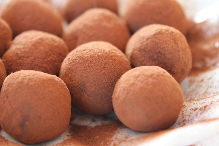 BOCCONCINI al CIOCCOLATO si sciolgono in bocca il sapore del cioccolato e del mascarpone di fondono in un accostamento unico