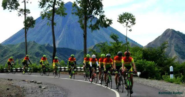 Kegiatan jelajah dan olahraga sepeda keliling Flores ini 'juga' dimaksudkan agar pulau Flores lebih dikenal oleh masyarakat luas dan meningkatkan kunjungan wisata ke pulau Flores.