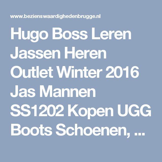 Hugo Boss Leren Jassen Heren Outlet Winter 2016 Jas Mannen SS1202 Kopen UGG Boots Schoenen, armani jassen heren,canada goose jassen,jeep jassen heren,moncler jassen goedkoop. Goedkope Uggs Boots,Goose,Jassen Online Nederland