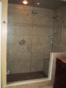 Stand Up Shower Designs For The Home Pinterest Stand