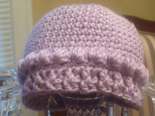 Crochet Stitches Ravelry : substituted bobbles for puff stitches when I made this pattern. My ...