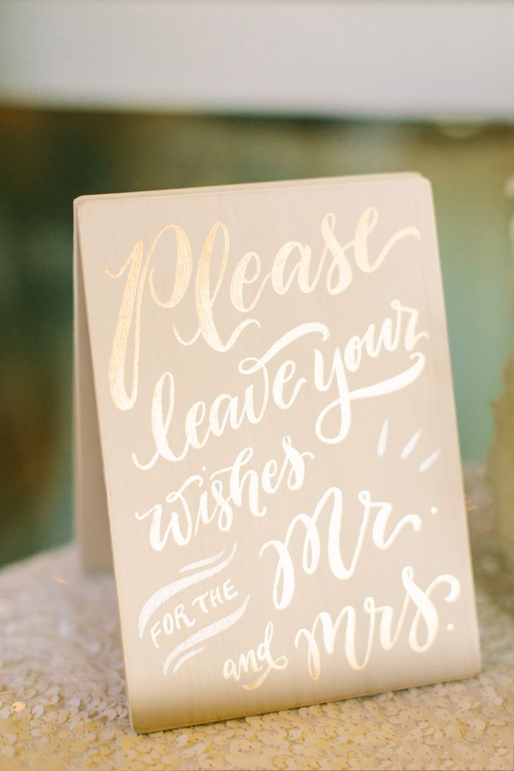 Bathroom sign in book - Glamorous Gold Guest Book Wedding Sign Keely Thorne Events Mustard Seed Photography Https