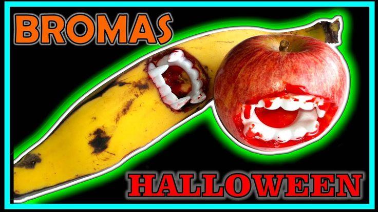 7 BROMAS PARA HALLOWEEN! ✦ BROMAS Asombrosas para hacer a tus AMIGOS EN ...Bromas, pranks, bromas caseras, halloween, bromas halloween, bromas de miedo, terror, trucos, videos de broms, bromas para hacer, funny pranks, pranks halloween, jokes, practical jokes, lol, epic, laught, bromas para hacer a dormidos, bromas de sustos, bromas para hacer a tus amigos, bromás fáciles, las mejores bromas, guerra de bromas, how to pranks, bromas y más, tvoaqui, diy, how to, como hacer, tutorial, especial,