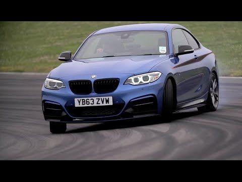 How To Drift – Chris Harris Explains With A BMW M235i