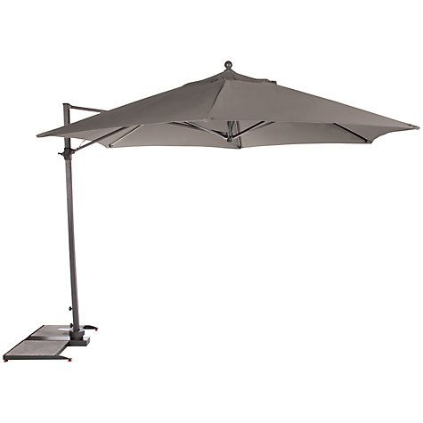 Buy KETTLER Palma Freestanding Parasol, Dia.3.5m Online at johnlewis.com