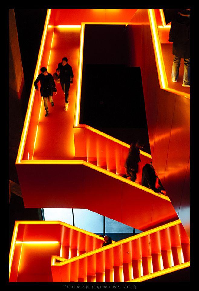 Downstairs - Zeche Zollverein