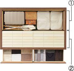 収納ベッド・シングル・オーク材 幅105.5×奥行201×高さ27cm | 無印良品ネットストア