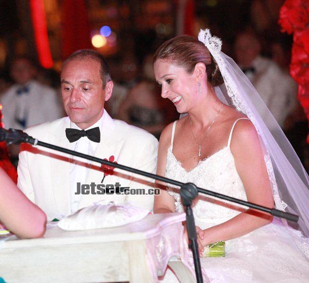Matrimonio Maria Paola Mejía y Serafino Iacono, Otras ciudades - JetSet.com.co